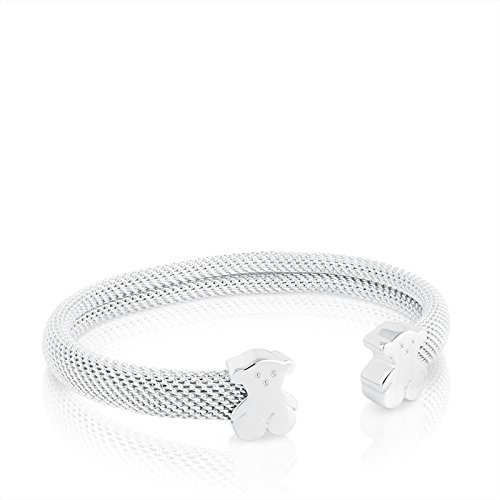 TOUS Brazalete Mujer plata - 711900031